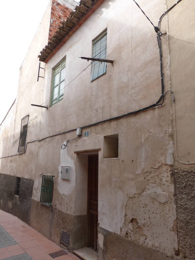 Foto casa Eugenio casones